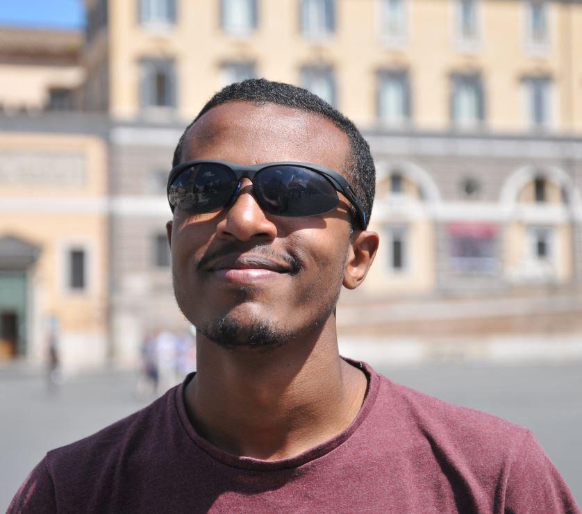 Michael from Ethiopia